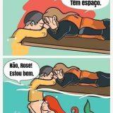 Sabor do amor 🔞👿